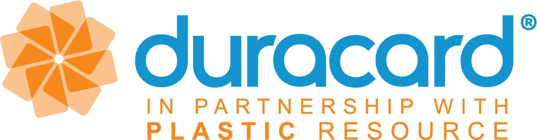 Duracard in Partnership with Plastic Resource