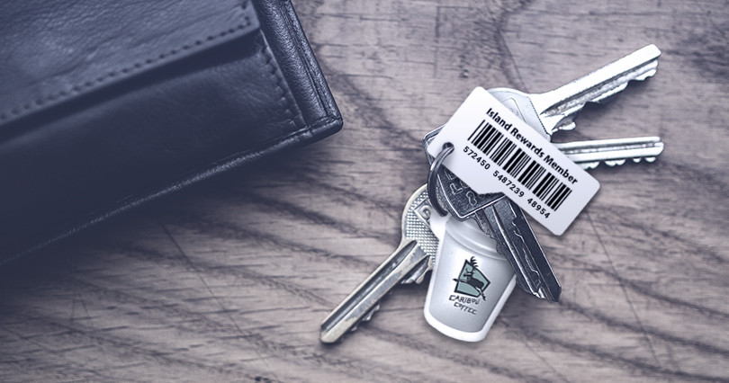 How do Barcode Key Tags Work