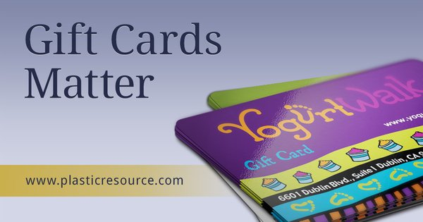 Gift cards can save the environment