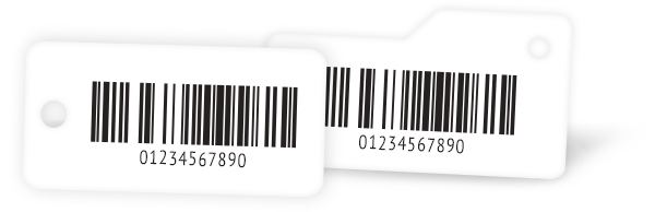 Barcoded Key Tags