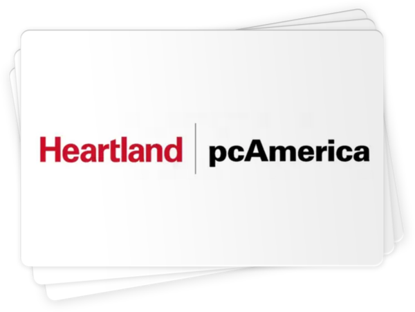 Heartland PC America Compatible Gift Cards