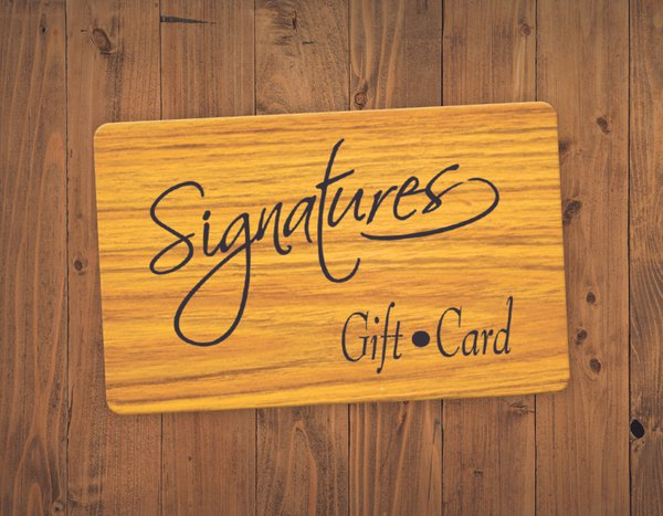 Biodegradable Wood Gift Cards